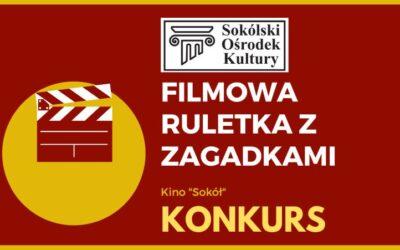 Filmowa ruletka z zagadkami – konkurs dla kinomanów