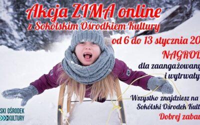 Akcja ZIMA online